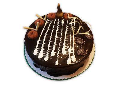 Talianska cookies torta