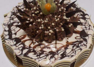 Bananoffe torta