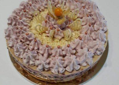 Jogurtová aloe vera torta